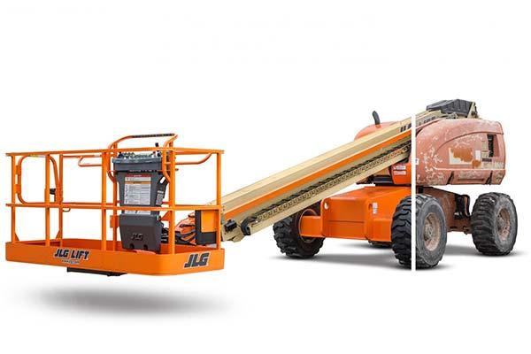 Heavy & Construction Equipment Refurbishing