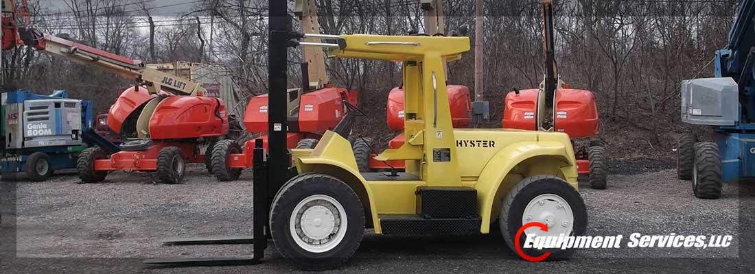 equipment rental Pottstown PA